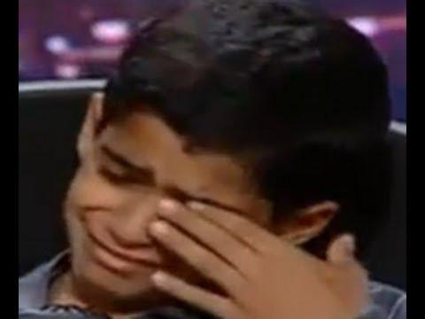 لحظة بكاء الطفل يعقوب السعودي التركي