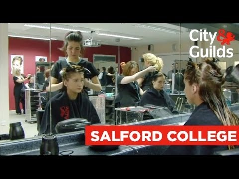 Salford College deliver Employability and Personal Development qualifications.