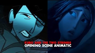 Kubo and the Two Strings: Opening Scene Animatic