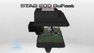 STAG GoFast - compact housing combined with easy installation