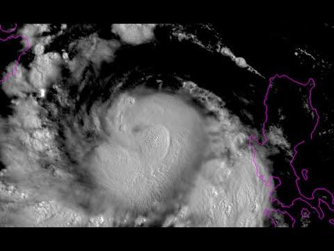 Typhoon Rammasun crossing the South China Sea - Update 9 (July 17, 2014)