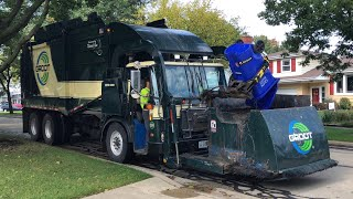 Groot's Insanely Fast Autocar ACX Heil Freedom Curotto Garbage Truck