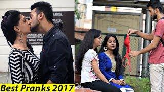 Best Pranks Of 2017 | Pranks In India by Vinay Thakur | AVRprankTV