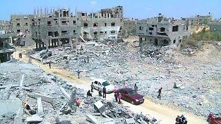 مركز حقوقي إسرائيلي يشكك في قانونية هجمات على غزة