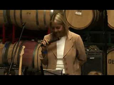Tapestries of Hope Benefit Concert Fundraiser at Wente Vineyards: Michealene Cristini Risley Speech Video
