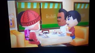 A Little Tomodachi Life Game-show: Chatting in the Cafe