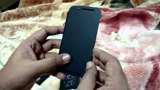 Motorola Flip Cover for the Moto G 2nd Generation - Unboxing