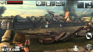 Frontline Commando: d-day - Android / iPhone game