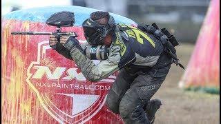 Paintball Shotgun in 4K