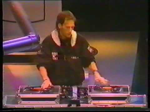 DMC 1989 - DJ Raz from Sweden