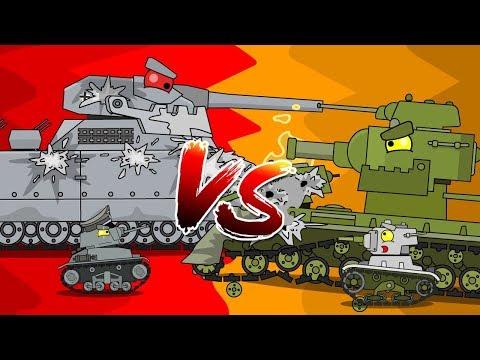 История Большой крысы Мультики про танки