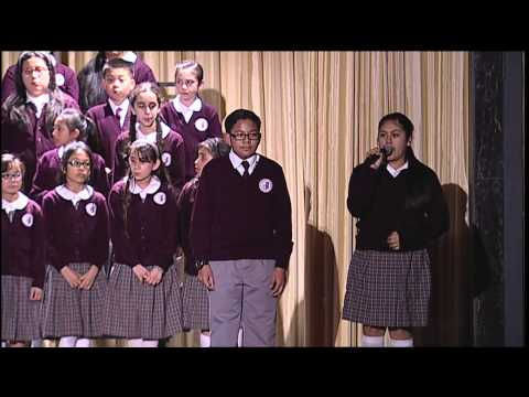 De Marillac Academy Choir ASB 2014