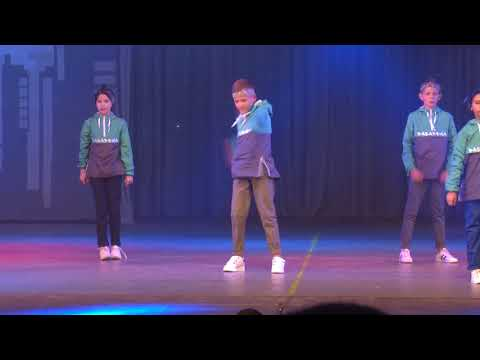 2018.06.21 Закрытие сезона - Kids street team. Pasadena dance school