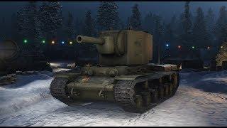 World of Tanks console PS4 - blind sur SKODA T25 (KV-2)