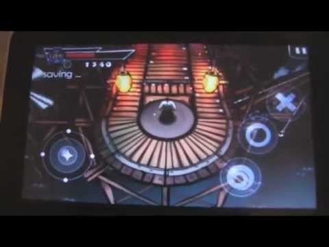 Tablet Woo Comet. Rendimiento en juegos
