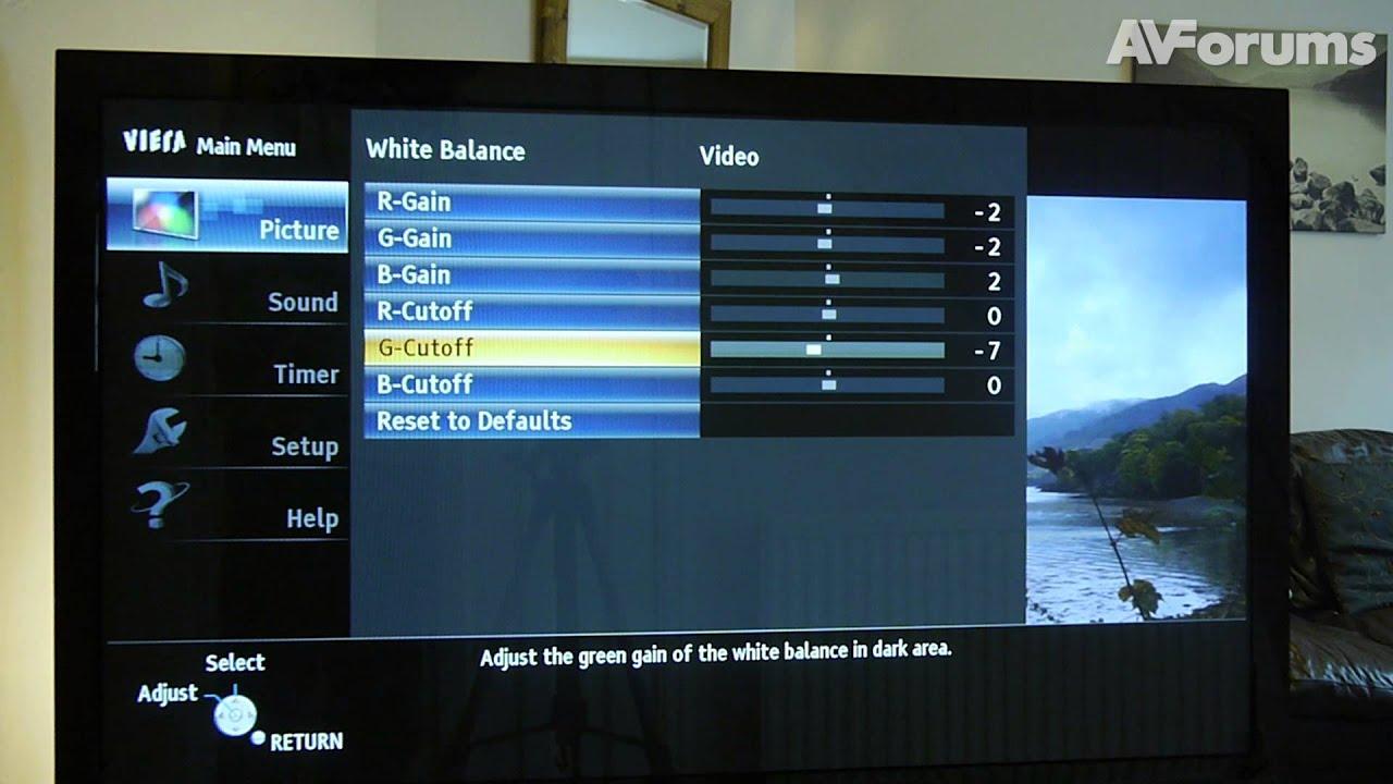 Panasonic X60 Tx-p42x60b Plasma Tv Review