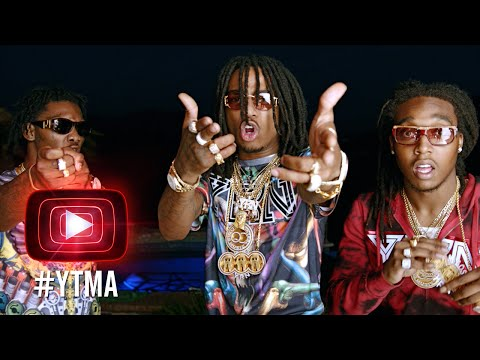 Migos ­- One Time [Official Music Video­ YTMAs] #1