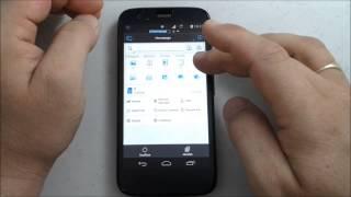 ES File Explorer - Gerenciando Arquivos e Pastas no Moto G