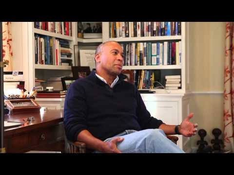 Governor Deval Patrick on the fight for marriage equality