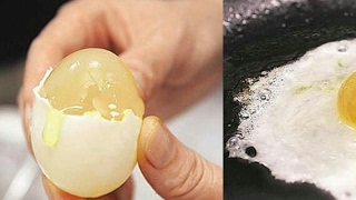 plastic eggs ! प्लास्टिक के अंडे आचुके है इंडियन मार्केट मे कोलकता मे पकड़ा अंडा बेचने वाले को