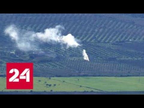 Эскалация конфликта в Сирии: Эрдоган намерен пройти с огнем и мечом до иракской границы - Россия 24