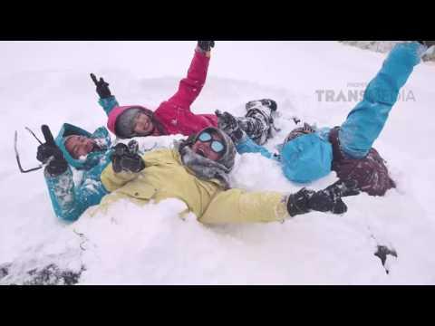 download lagu Serunya Selfie Morgan Oey Sambil Main Salju Di Hokkaido gratis