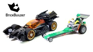 Lego Super Heroes 76012 Batman: The Riddler Chase - Lego Speed Build