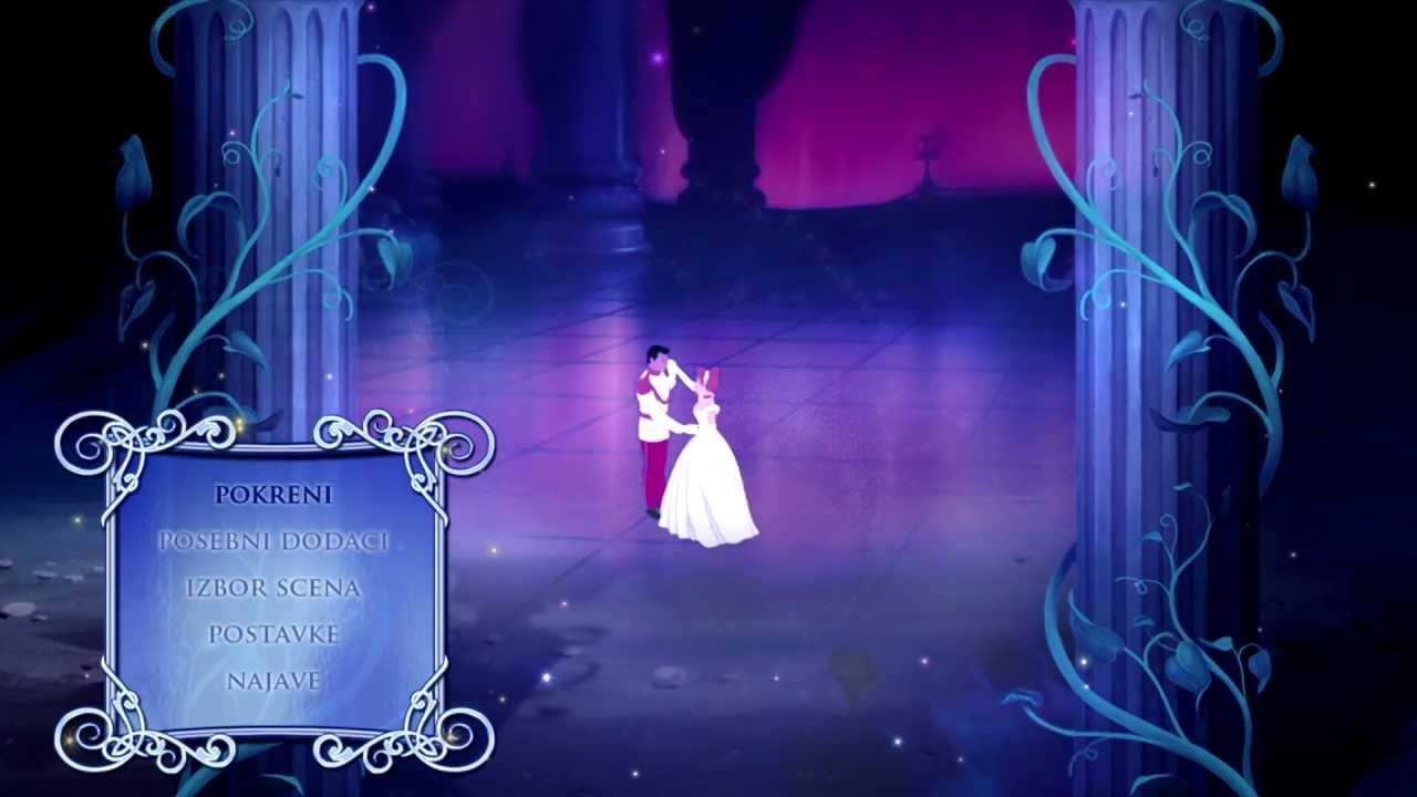 Cinderella Blu-ray 2d