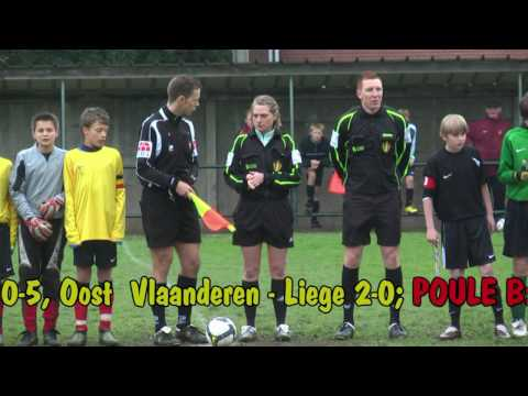 Part 1, Interprovinciale Tornooi Belgie,