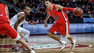 Highlights Lokomotiv Kuban vs Hapoel Yahav. 7DAYS EuroCup 07.12.2016