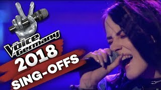 Labrinth - Jealous (Kira Mesterheide)   The Voice of Germany   Sing-Offs