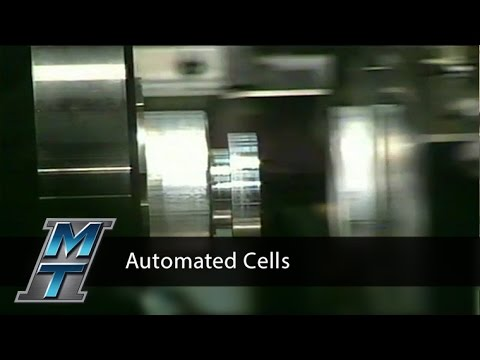 Aluminum Rotary Inertia Friction Welding Demonstration - Manufacturing Technology, Inc.