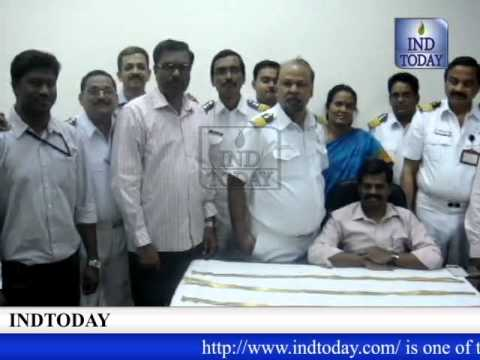 Hyderabad RGI Airport Customs seized 5.154 kg gold Hyderabad Airport   indtoday