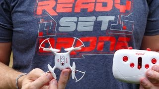 Drone Review - Syma X20 Pocket Drone