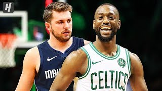 Dallas Mavericks vs Boston Celtics - Full Game Highlights | November 11, 2019 | 2019-20 NBA Season