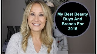 Best Beauty Buys & Brands Of 2016  - Nadine Baggott