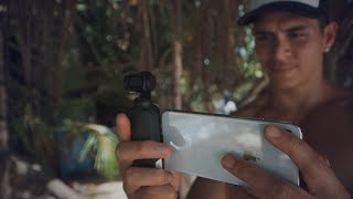 DJI Osmo Pocket - Discover Seychelles: Behind the Scenes