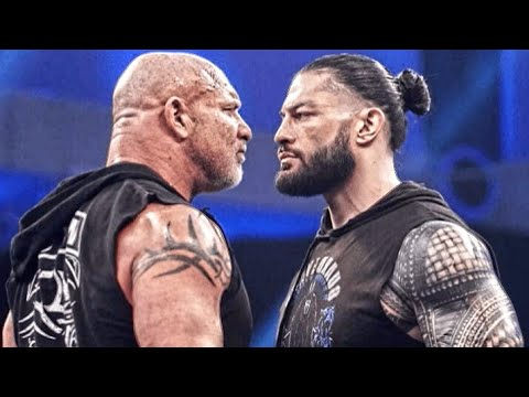 Goldberg Vs Brock Lesnar video