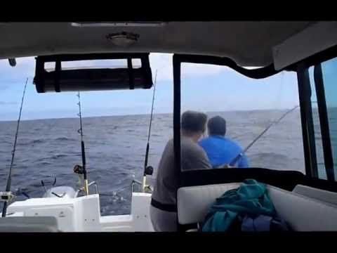 tuna fishing Vancouver Island part 2.wmv