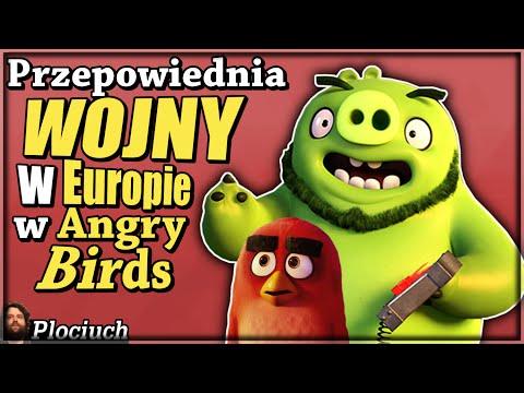 Przepowiednia WOJNY Z Islamem W Europie W Filmie Angry Birds - Mega Teoria Spiskowa - Plociuch #367