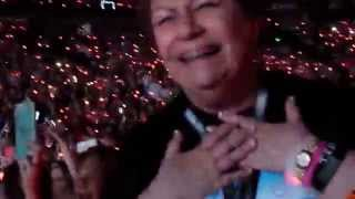 72 YO GMA Shocked at Taylor Swift Concert by Mick Jagger