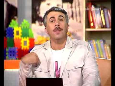 Доктор Комаровский  Кашель после утренней прогулки