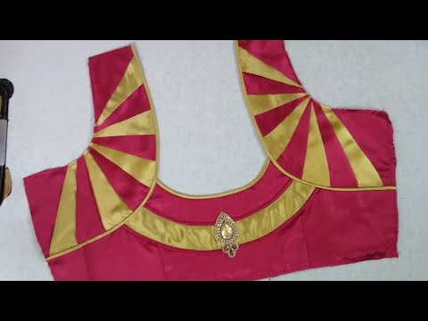 Beautiful blouse designing || Women's fashion blouses || sdesigner blouse for saree