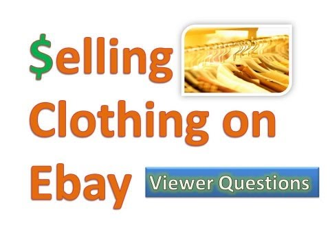 Viewer Question: How Long Should It Take To Sell My Items? How To Sell on Ebay - Make Money on Ebay