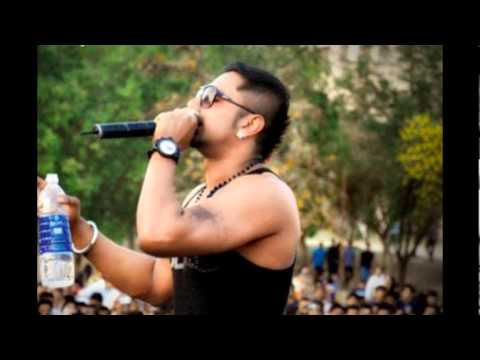 Yo Yo Honey singh new hair style 2014 - YouTube