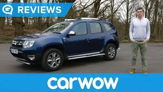 Dacia Duster 2014 – 2018 SUV review | Mat Watson Reviews