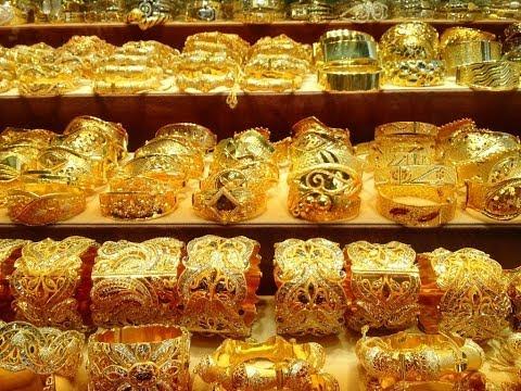 DUBAI gold золото дубая