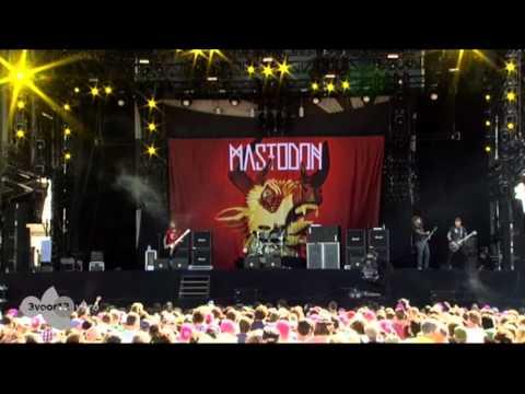 Mastodon - Curl Of The Burl (Live @ Pinkpop, 2012)