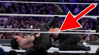 Why Undertaker NEVER Lost to Roman Reigns! - Proof!