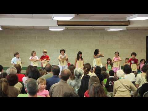 Love Of Learning Montessori School 2009 Grades 1-3 Skits